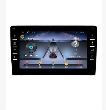 双按键车载导航 高清大屏倒车影像 记录仪手机互联carplay