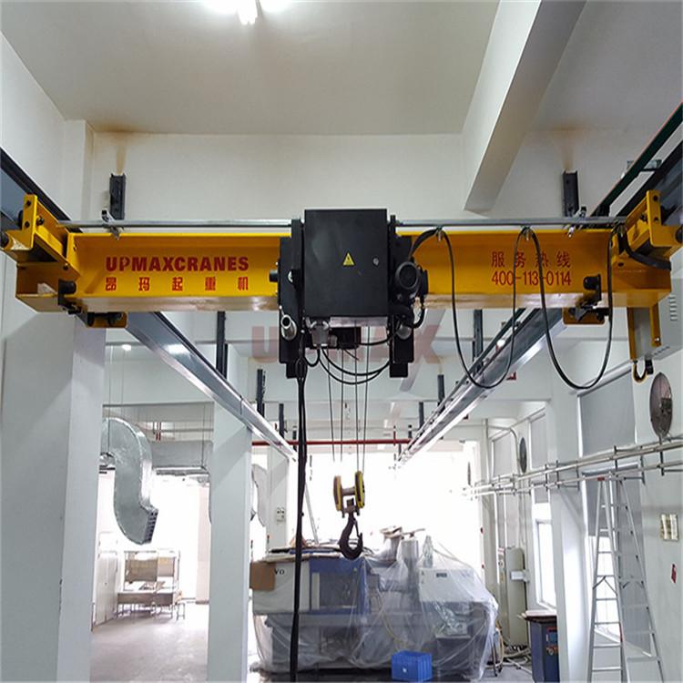 3t欧式悬挂起重机,3t欧式悬挂起重机规格特性
