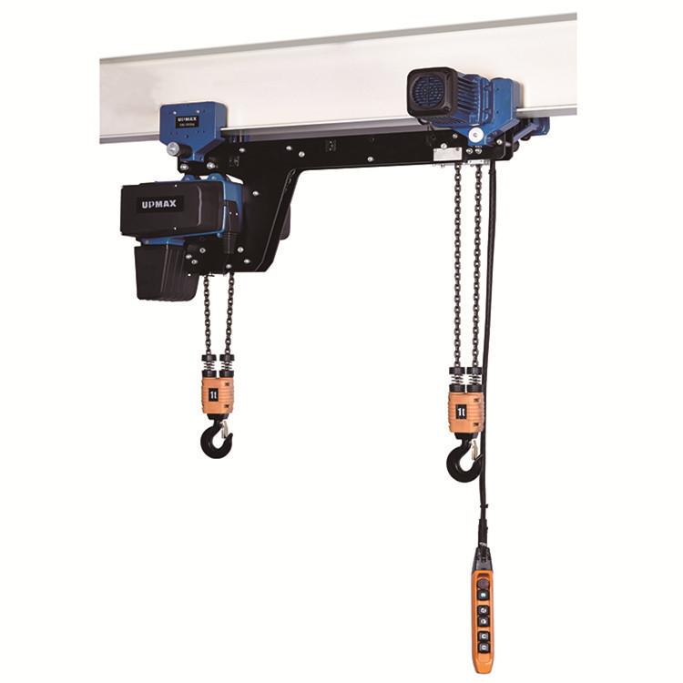 低净空型双速电动葫芦,低净空型双速电动葫芦使用特性