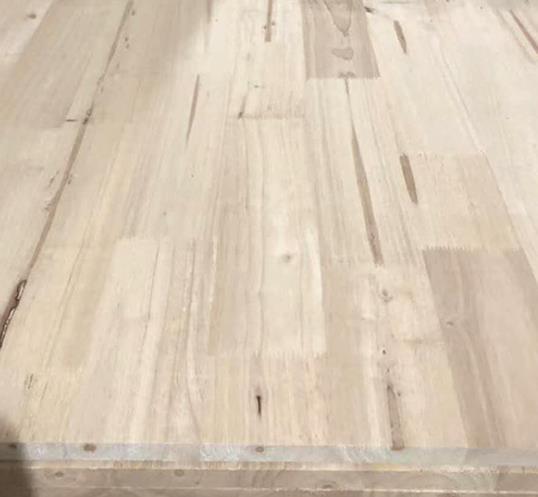 指接板AB18mm 橡木实木板木指接板