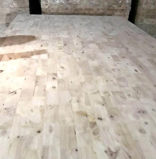 指接板25mm 木质材料可定制 家具板实木板