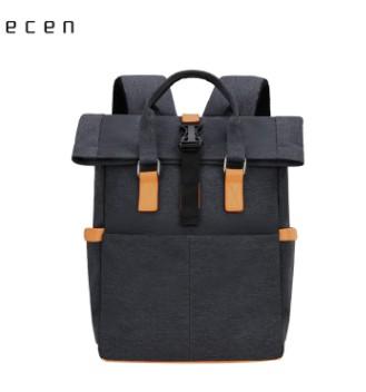 时尚潮流新款男士双肩包韩版休闲防泼水大容量旅行背包大学生书包