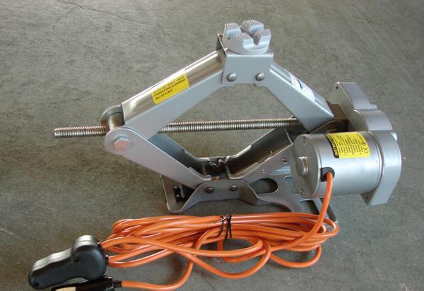 电动剪式千斤顶产品性能,电动剪式千斤顶适用范围