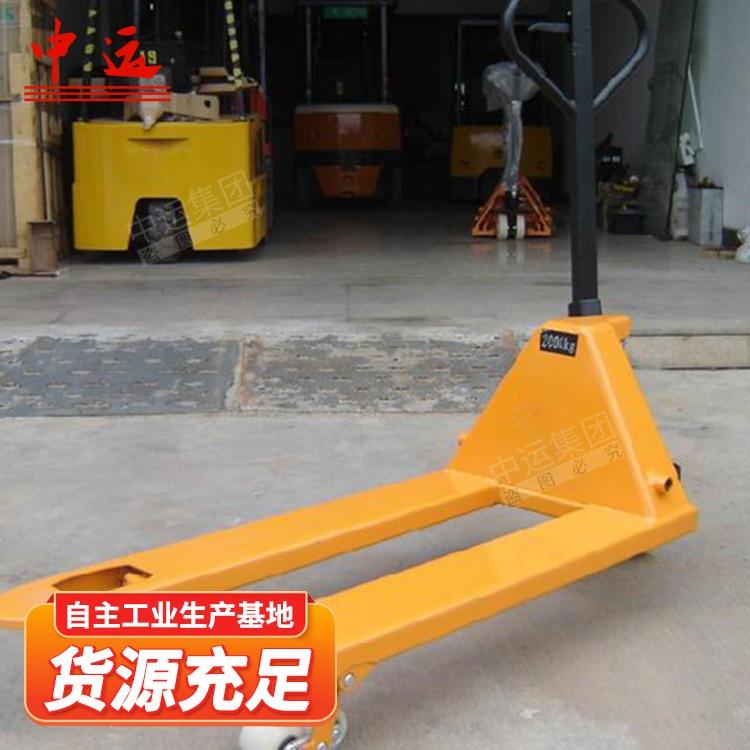 液压搬运车 液压搬运车小型设备销售 操作简单方法