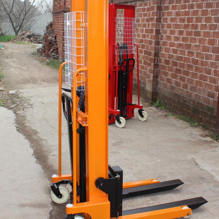 手动液压装卸车,手动液压装卸车使用条件