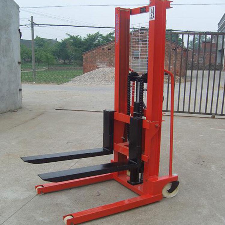 手动液压堆高车,手动液压堆高车性能规范