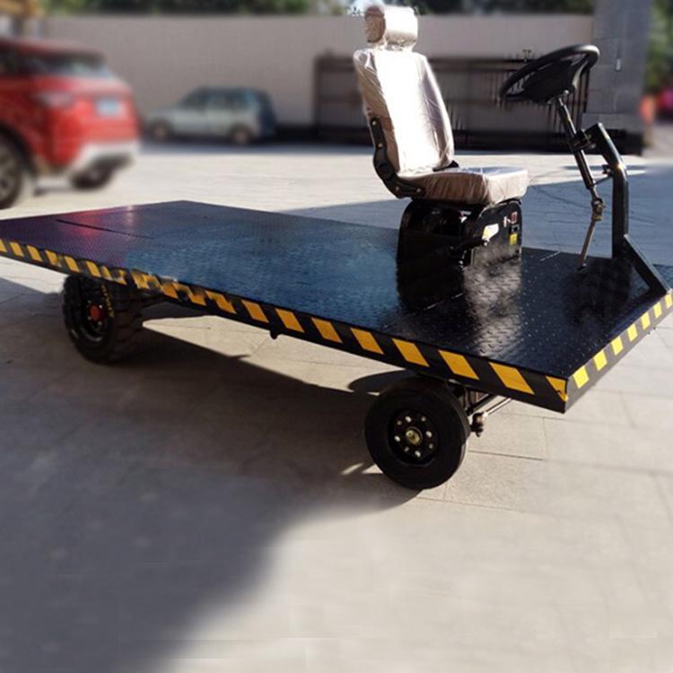 方向盘式平板运输车,方向盘式平板运输车性能特点